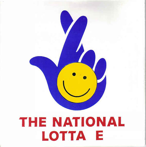 ACTIVE MINDS - The National Lotta E EP 7""