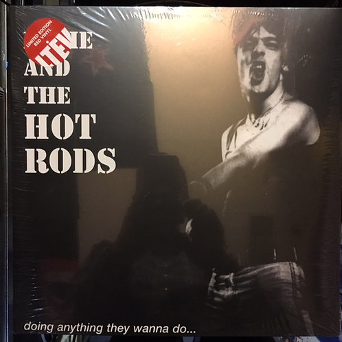EDDIE AND THE HOT RODS - Doing Anything They Wanna Do... 2LP (Red)