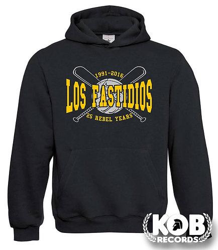 LOS FASTIDIOS 25 REBEL YEARS Hoodie