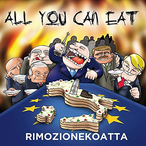 RIMOZIONE KOATTA -  All you can eat CD