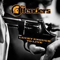 OFFENDERS (THE) - Lucky Enough To Live CD