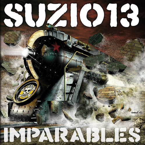 SUZIO13 - Imparables LP