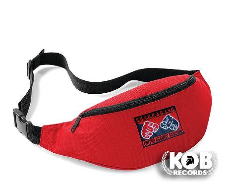 Belt Bag / Marsupio SHARP & RASH UNITED Red