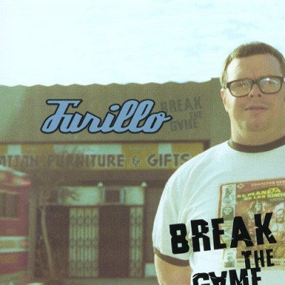 FURILLO - Break the Game CD