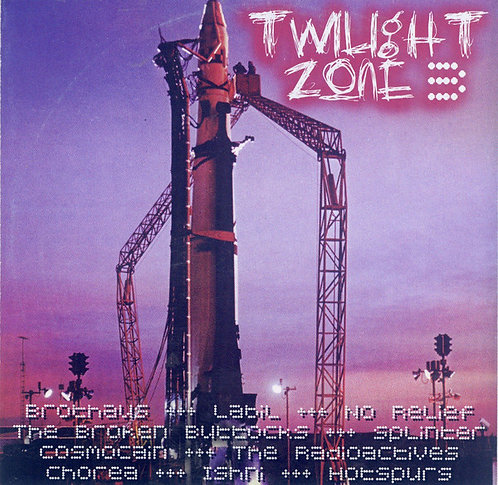 V/A Twilight Zone 3 CD