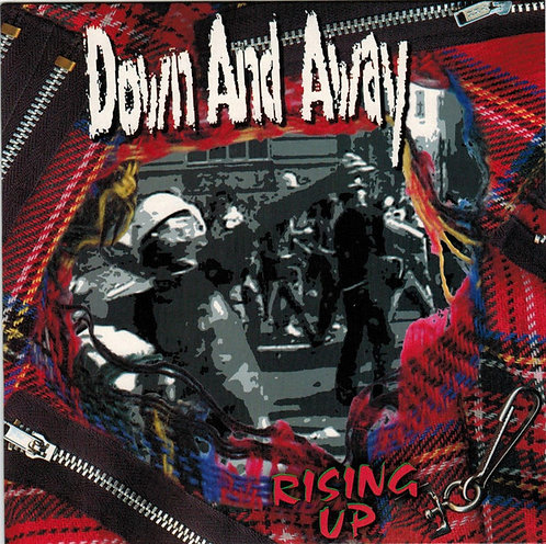 """DOWN AND AWAY - Rising Up EP 7"""""""