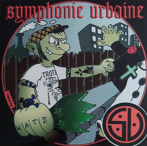 """SYMPHONIE URBAINE - Symphonie Urbaine 10"""""""