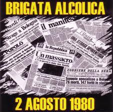BRIGATA ALCOLICA - 2 Agosto 1980 CD