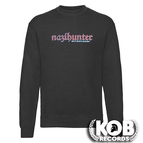 NAZIHUNTER Sweatshirt Black