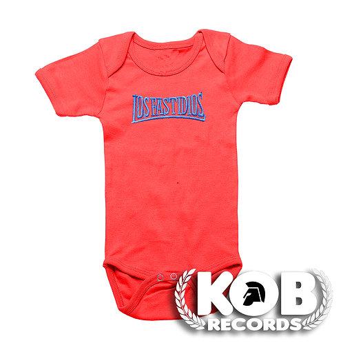 LOS FASTIDIOS Baby Body Short Sleeves