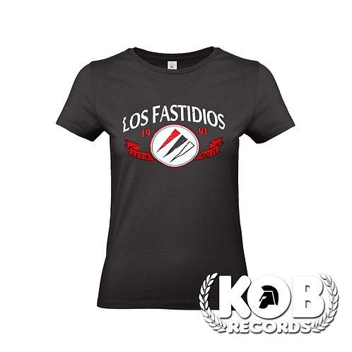 LOS FASTIDIOS Let's Do It T-Girl