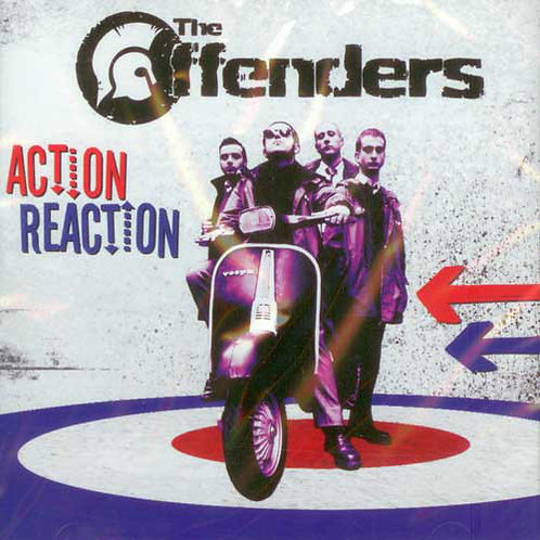 OFFENDERS (THE) - Action Reaction CD