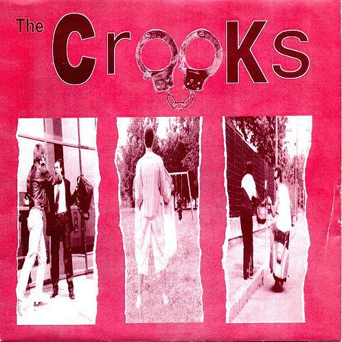 "CROOKS (THE) - You Make Me Feel So Sick EP 7"""