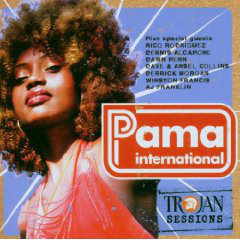 PAMA INTERNATIONAL - Trojan Sessions CD