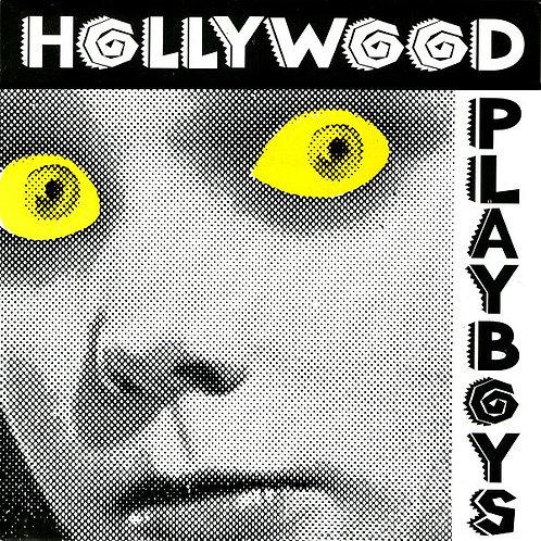 "HOLLYWOOD PLAYBOYS - Hollywood Playboys EP 7"""