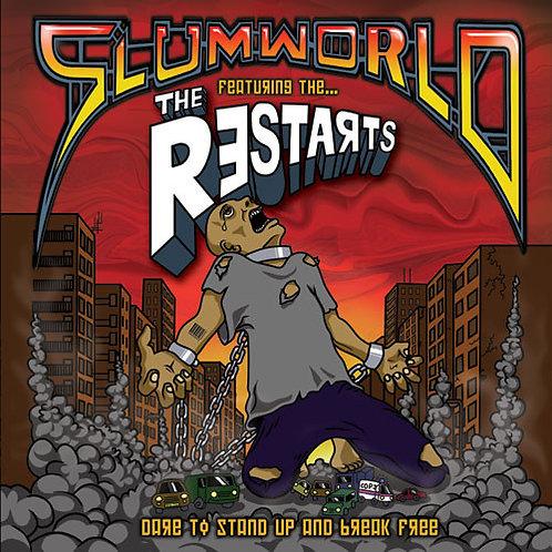 RESTARTS (THE) - Slumworld LP