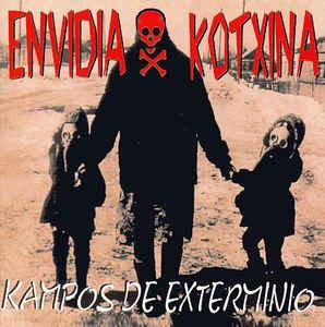 ENVIDIA KOTXINA - Kampos De Exterminio CD