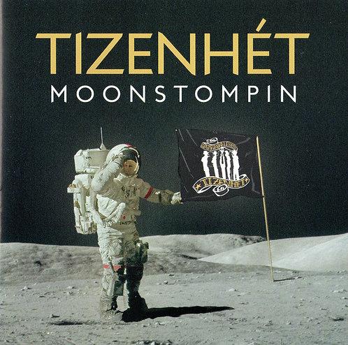 TIZENHET - Moonstompin CD
