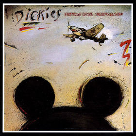 DICKIES (THE) - Stukas Over Disneyland CD