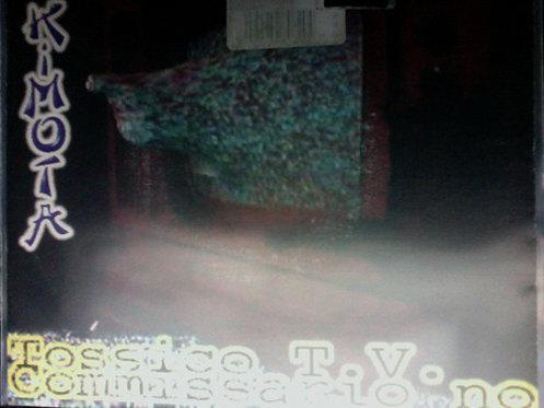 "KIMOTA - Tossico Tv / Commissario, No! EP 7"""