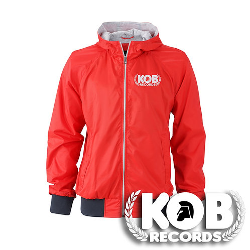 KOB RECORDS Man Sports Jacket LIMITED EDITION