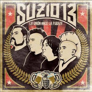 SUZIO13 - La union hace la fuerza LP
