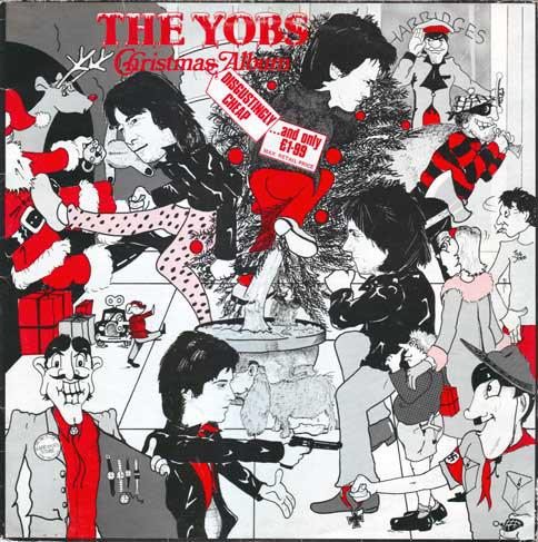 YOBS (THE) - Christmas album LP