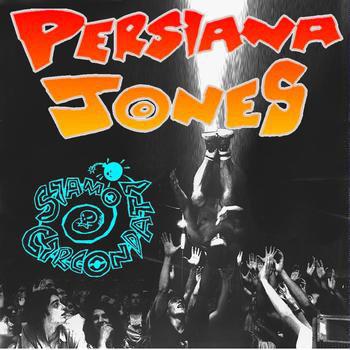 PERSIANA JONES - Siamo Circondati CD