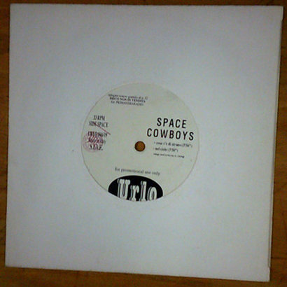 """ANTICORPY / SPACE COWBOYS - Space Cowboys / Anticorpi EP 7"""""""