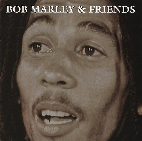 BOB MARLEY - Bob Marley and Friends 2CD