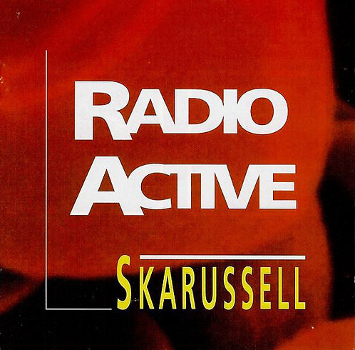 RADIO ACTIVE - Skarussel CD