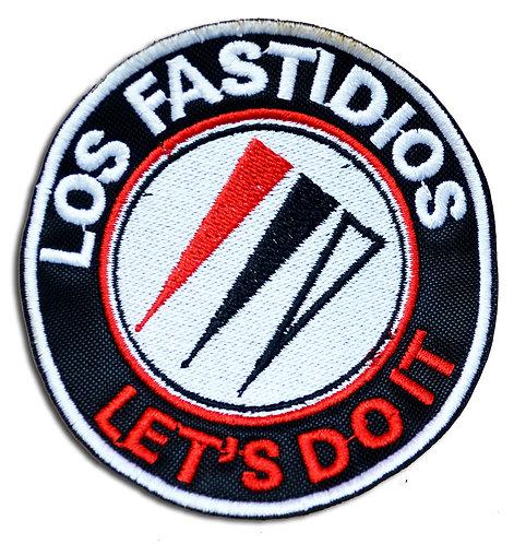 LOS FASTIDIOS LET'S DO IT Patch