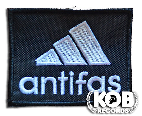ANTIFAS Patch/Toppa