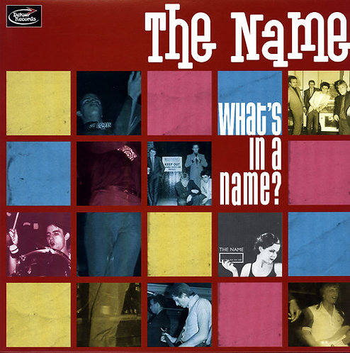 NAME (THE) - What's In A Name? LP