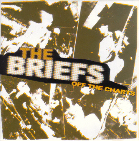 BRIEFS (THE) - Off The Charts CD