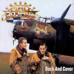 MAD CADDIES - Duck and Cover CD