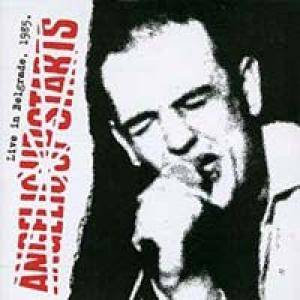 ANGELIC UPSTARTS - Live in Belgrade 1985 CD