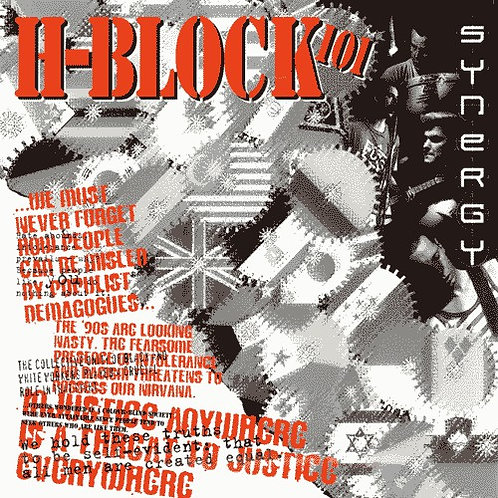 "H-BLOCK 101 - Aunty Pauline EP 7"""