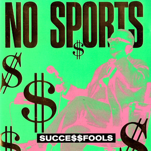 NO SPORTS - Successfools CD