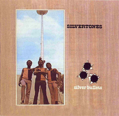 SILVERTONES (THE) - Silver Bullets CD
