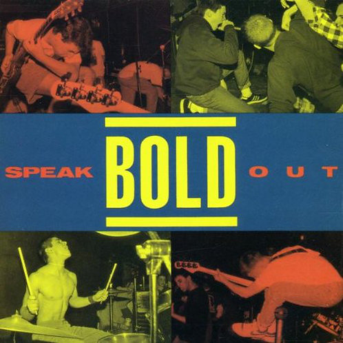 BOLD - Speak Out LP