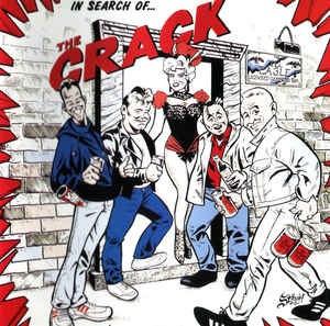 CRACK (THE) - In Search Of CD