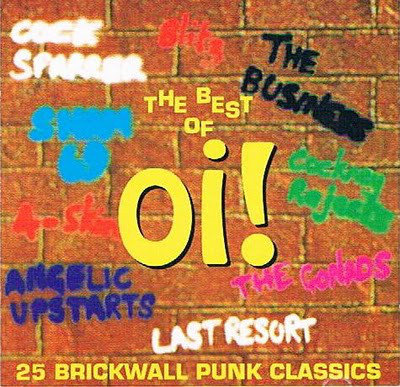 """V/A THE BEST OF OI!  LP+7"""""""