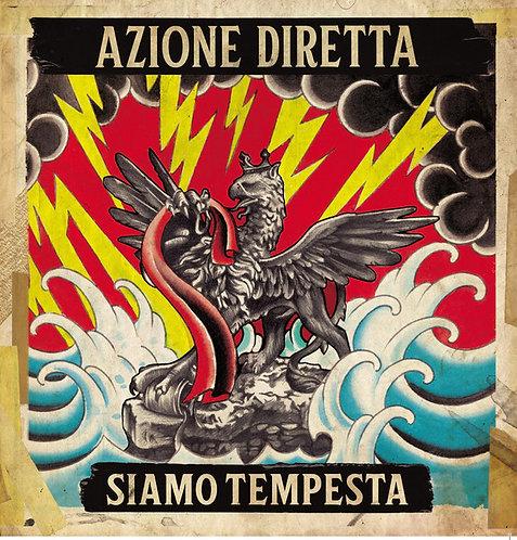 AZIONE DIRETTA - Siamo Tempesta CD