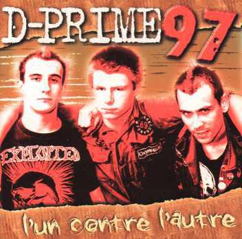 D-PRIME 97 - L'un Contre L'autre CD