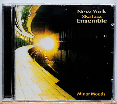 NEW YORK SKA JAZZ ENSEMBLE - Minor Moods CD