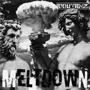 EXISTENZ - Meltdown LP (Blue) + CD