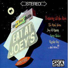 EASY EAT FELLA - Eat Joey's CD