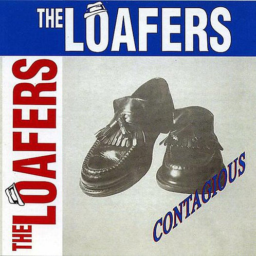 LOAFERS (THE) - Contagious CD