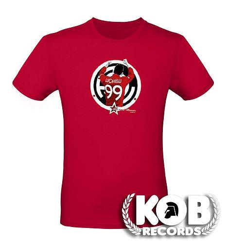 LUCARELLI Fire&Flames T-Shirt